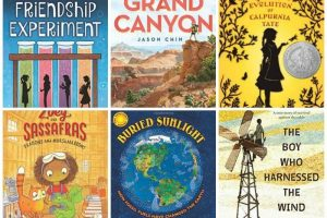 STEM chapter books for kids