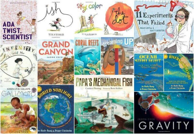 Best STEM picture books for kids