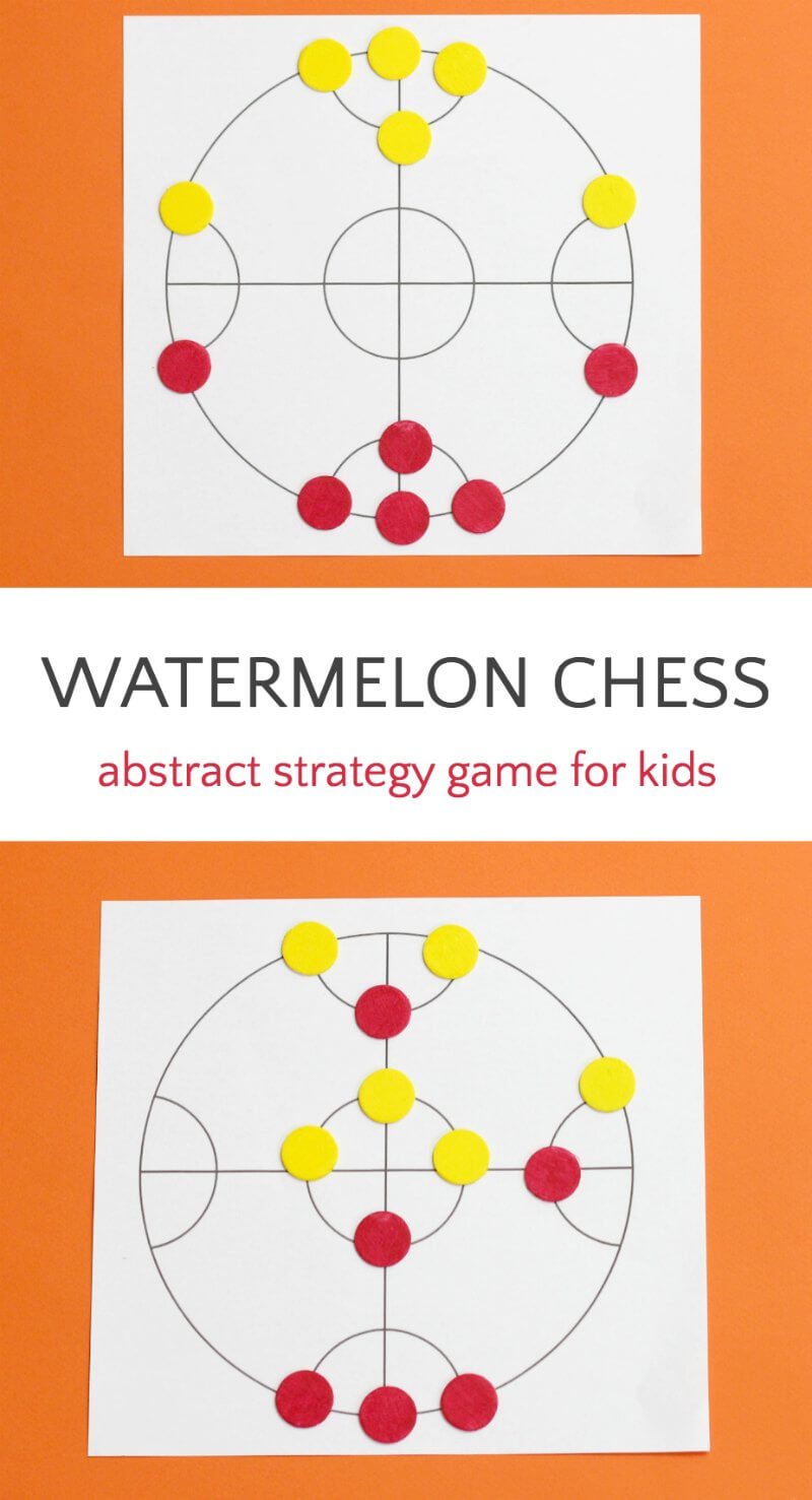 How to play Xi Gua Qi, aka Watermelon Chess