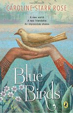 Blue birds summer reading for 7th graders