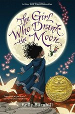 The Girl who drank the moon for 7th grade summer reading list