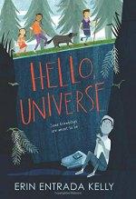 Hello Universe book for 7th grade summer reading