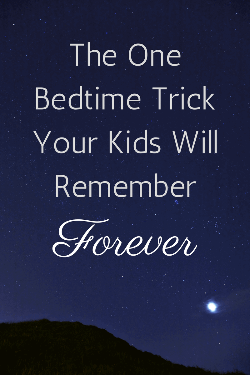 Bedtime poetry and collection of goodnight poems for kids