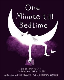 One Minute Till Bedtime Poem Book