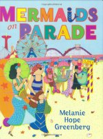 Mermaids on Parade picture book cover