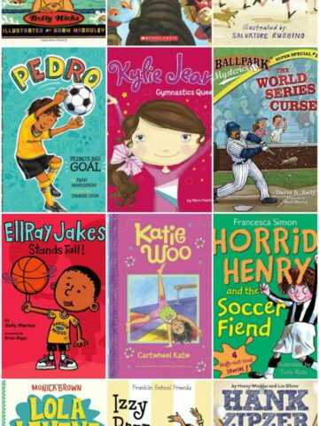 beginning Sports books