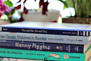 Questions to inspire kids to talk about books