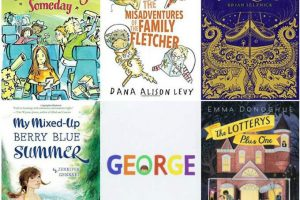 "LGBTQ Chapter Books for Kids that Transcend ""Issues"""