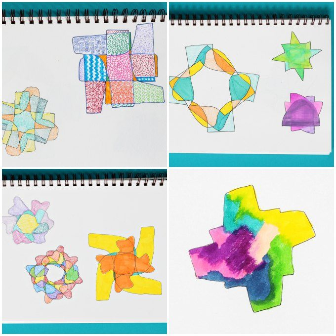 Rotational symmetry examples