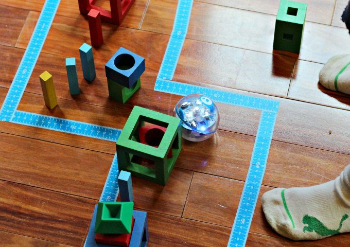 sphero blocks