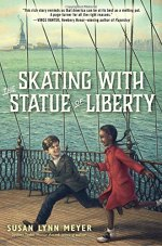 Skating with the Statue of Liberty if you like