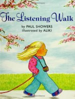 Mindfulness book for kids The Listening Walk