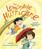 The Lemonade Hurricane mindfulness book