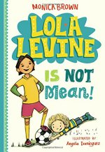 Lola Levine is not mean book