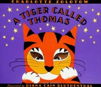 A Tiger Called Thomas Halloween book