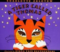A Tiger Called Thomas Halloween book
