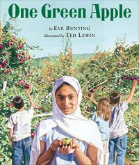 One Green Apple by Eve Bunting