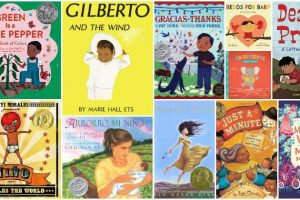 Children's Books with Latino and Hispanic Characters