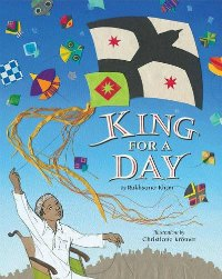 King for a Day book set in Pakistan