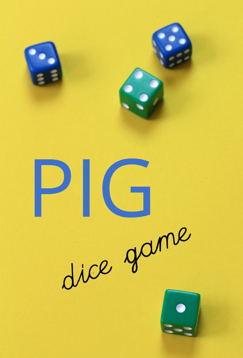 Pid dice game teaches math and turn taking