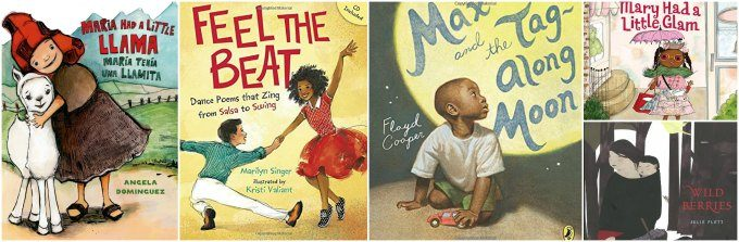 Week 3 of diversity books for preschoolers.