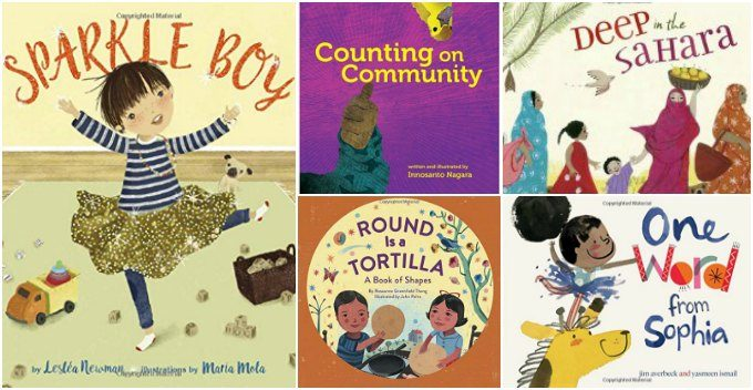Week 4 of diverse books to read to preschoolers