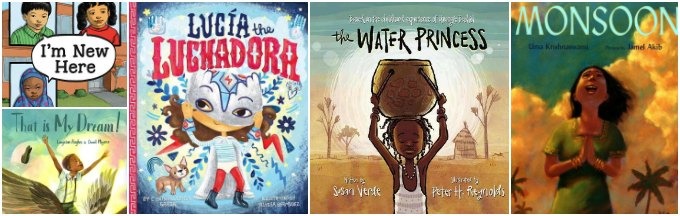 week four of diverse books for kindergarteners