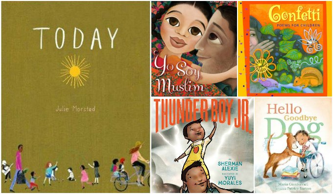 30 Diverse picture books for kindergarten