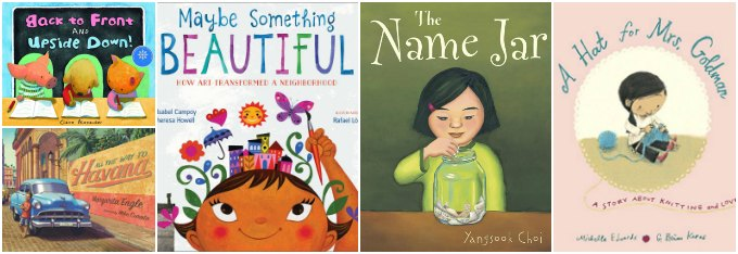Diverse picture books for first grade