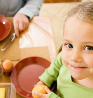 Family dinner activities that are alternative to traditional conversation.