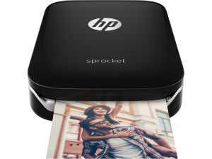 HP Sprocket portable printer gift