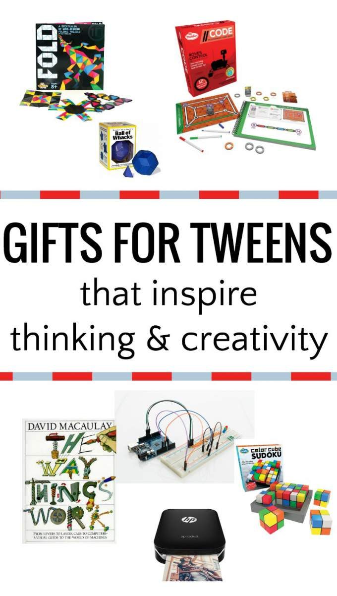 Best gifts for tween that they will love