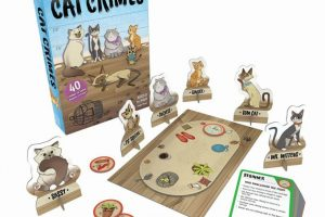 Game of the Month: Cat Crimes