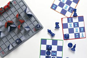 Learn Basic Chess Skills with These Two Games!