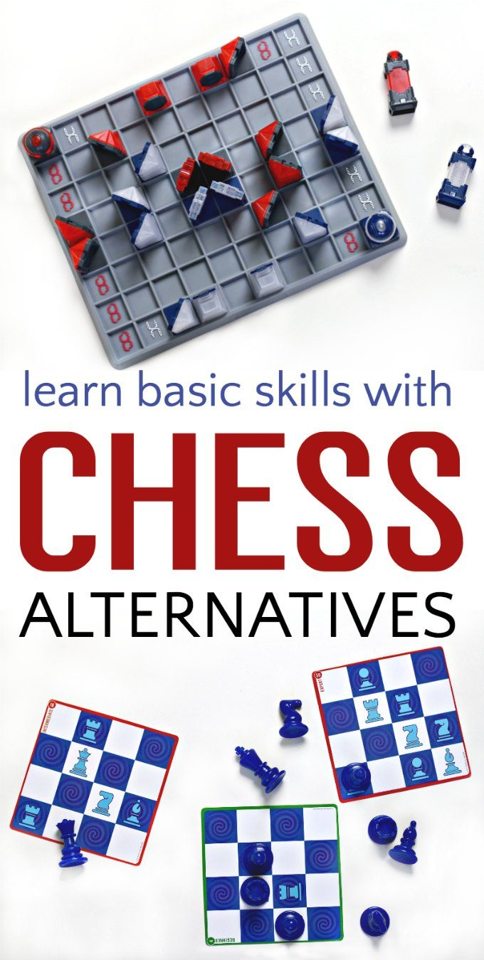 Chess alternative games