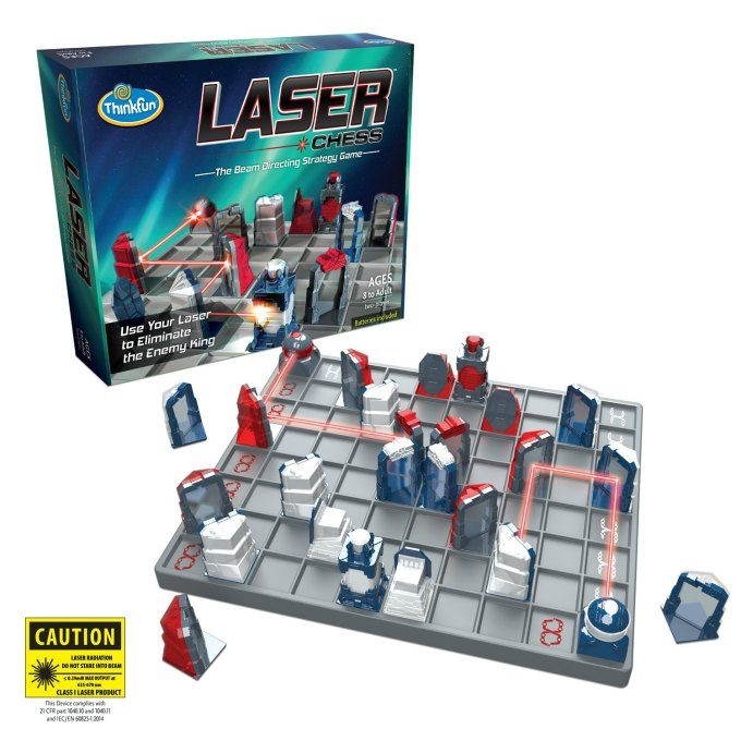 Laser Chess from ThinkFun Games