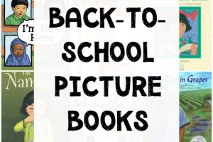 Diverse Back to School Books to Help Everyone Feel Welcome!