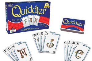 Game of the Month: Quiddler