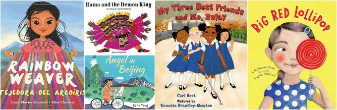 diversity books for 2nd and 3rd grade
