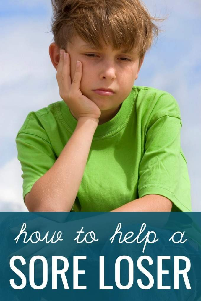 How to help kids who hate to lose