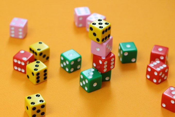 Dice games and other games of chance will help sore losers learn how to play games with good sportsmanship