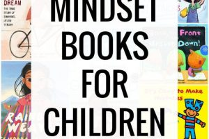 Growth Mindset Books for Kids to Help Them Face Life's Challenges!