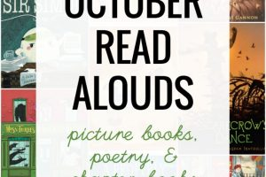 The Best, Most Magical October Read Alouds