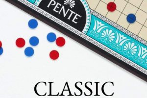 Game of the Month: Pente – A Classic 5 in a Row Strategy Game
