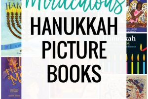 Wonderful Hanukkah picture books for kids