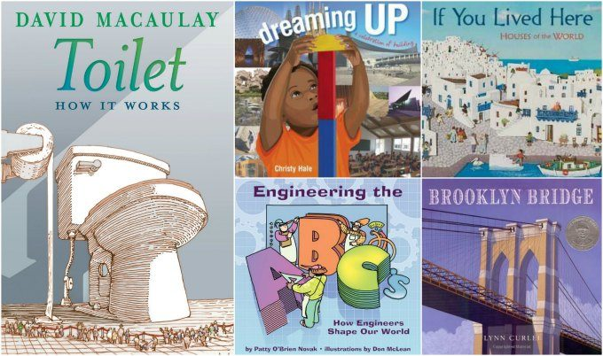 Engineering science picture books