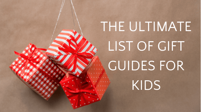 Gift guides for kids that support creativity and innovation