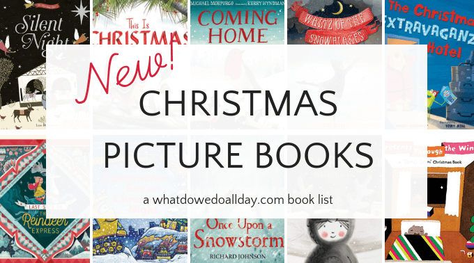 New Christmas picture books