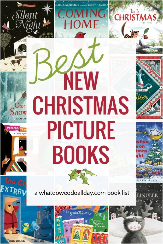 Best new Christmas books for kids
