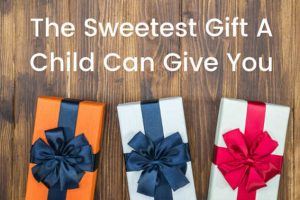 Wonderful diy gift a child can give to others